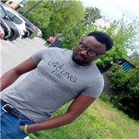my name is promise breno,  im a cool and kind man. african based in poland....