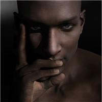 black man egypt...